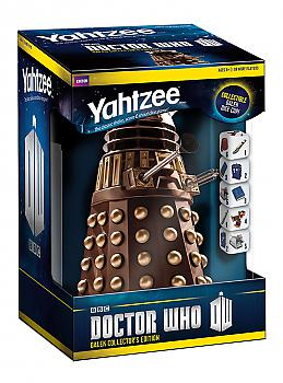 Doctor Who Board Games - Yahtzee Collector's Edition (Dalek)