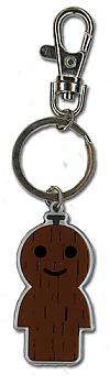 Blast of Tempest Key Chain - Wooden Doll