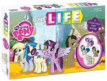 My Little Pony Board Games - Game of Life Collector's Edition