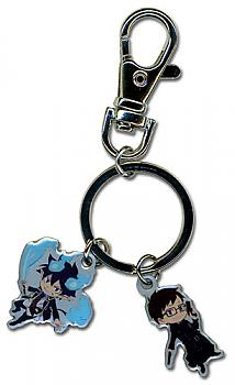 Blue Exorcist Key Chain - Rin and Yukio