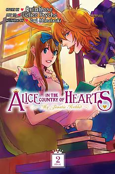 Alice in the Country of Hearts: My Fanatic Rabbit Manga Vol.   2