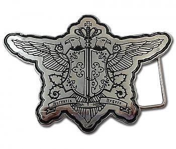 Black Butler Belt Buckle - Phantomhive Emblem