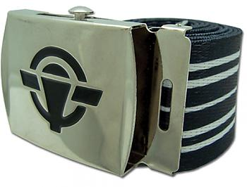 Vividred Operation Fabric Belt - School Logo
