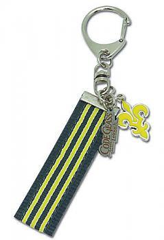 Code Geass Key Chain - Ashford School Emblem