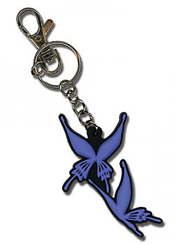 D Gray Man Key Chain - Tyki Mikk Butterflies