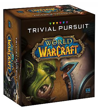 Warcraft Board Games - Trivial Pursuit Collector's Edition