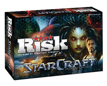 Starcraft Board Games - Risk Collector's Edition