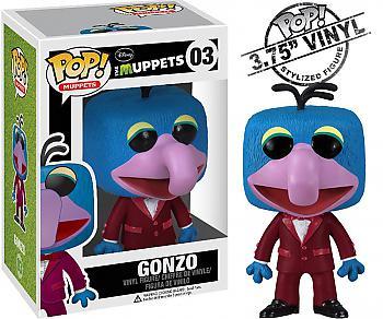 Muppets POP! Vinyl Figure - Gonzo