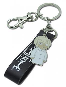 Death Note Key Chain - Metal Near Finger Puppet