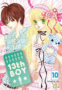 13th Boy Manga Vol.  10