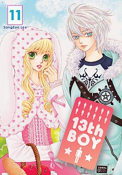 13th Boy Manga Vol.  11