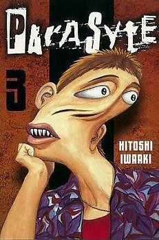 Parasyte Manga Vol.   3