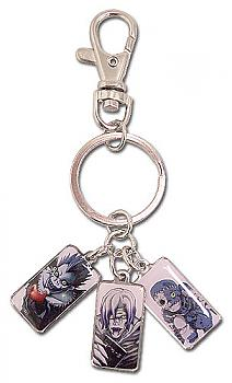 Death Note Key Chain - Metal Shinigami Group
