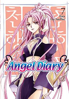 Angel Diary Manga Vol.   7