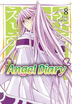 Angel Diary Manga Vol.   8