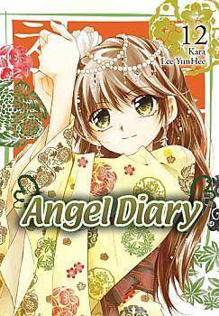 Angel Diary Manga Vol.  12