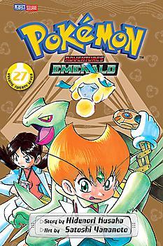 Pokémon Adventures Manga Vol.  27: Emerald