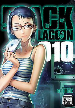 Black Lagoon Manga Vol.  10