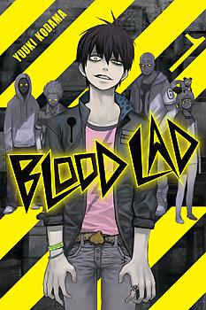 Blood Lad Manga Vol.   1