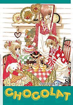 Chocolat Manga Vol.   8