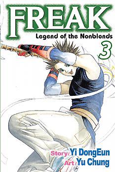 Freak: Legend of the Nonblonds Manga Vol.   3