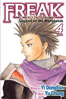 Freak: Legend of the Nonblonds Manga Vol.   4