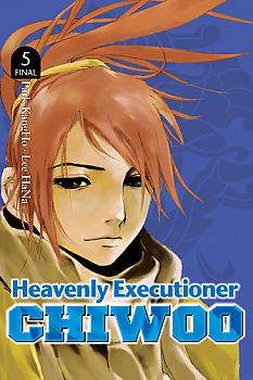 Heavenly Executioner Chiwoo Manga Vol.   5