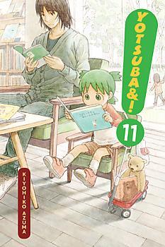 Yotsuba&! Manga Vol.  11