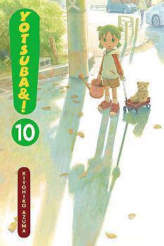 Yotsuba&! Manga Vol.  10