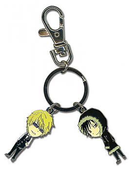 Durarara!! Key Chain - Izaya and Shizuo