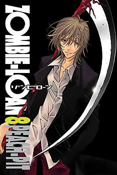 Zombie-Loan Manga Vol.   8