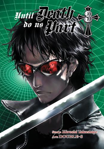 Until Death Do Us Part Manga Vol  3