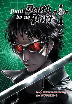 Until Death Do Us Part Manga Vol.   3