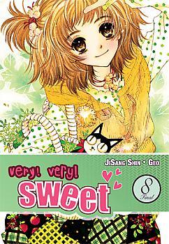 Very, Very Sweet Manga Vol.   8
