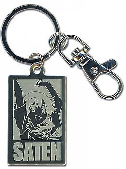 A Certain Scientific Railgun Key Chain - Saten