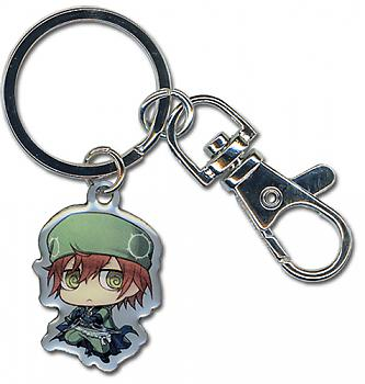 Brave10 Key Chain - Sasuke