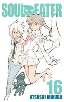 Soul Eater Manga Vol.  16