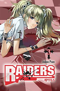 Raiders Manga Vol.   3