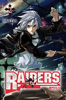 Raiders Manga Vol.   2