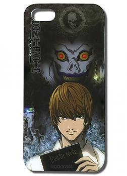 Death Note iPhone 5 Case - Light & Ryuk