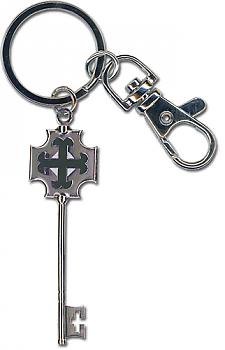 Fairy Tail Key Chain - Gate Key Crux