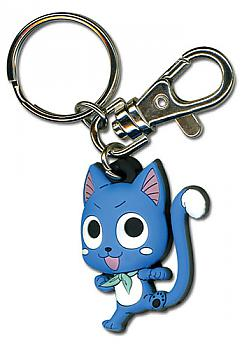 Fairy Tail Key Chain - Happy Punch Kick