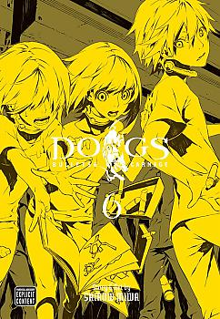Dogs Manga Vol.   6: Bullets & Carnage