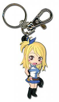 Fairy Tail Key Chain - SD Lucy 2 Pose