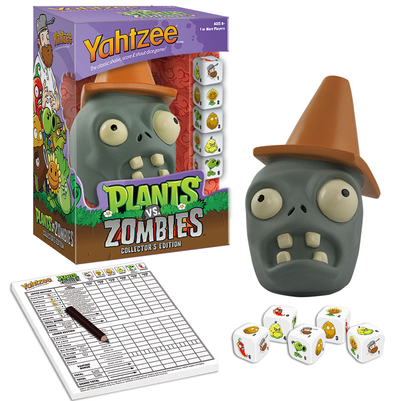 Zombie Board Games Zombies Board Games Yahtzee Collector 39 s