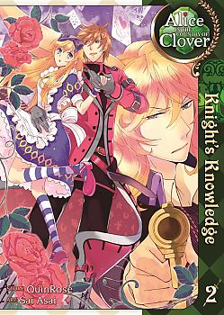 Alice in the Country of Clover: Knight's Knowledge Manga Vol.   2