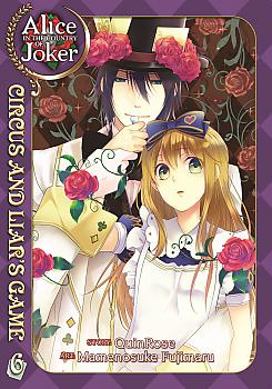 Alice in the Country of Joker Manga Vol.  6: Circus and Liar's Game