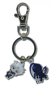 Fate/Zero Key Chain - Kariya and Berserker