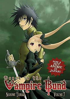 Dance in the Vampire Bund Manga Vol.   7