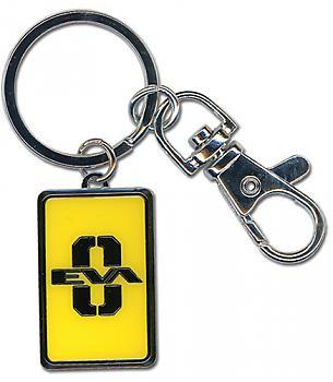 Evangelion Key Chain - Unit 00